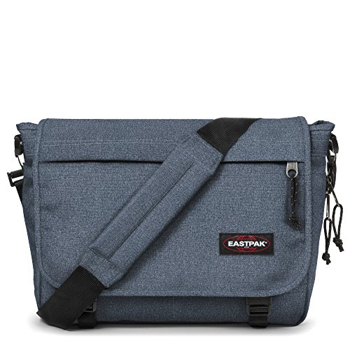 Eastpak Borsa Messenger Delegate, 20 Litri, double denim