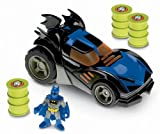 Imaginext Batman Motorised Batmobile