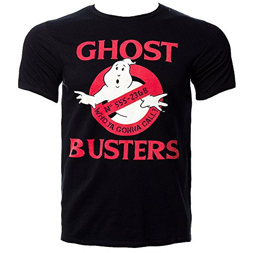 Ghostbusters Who Ya Gonna Call T Shirt