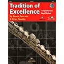 W61FL - Tradition of Excellence Book 1 - Flute Book/CD