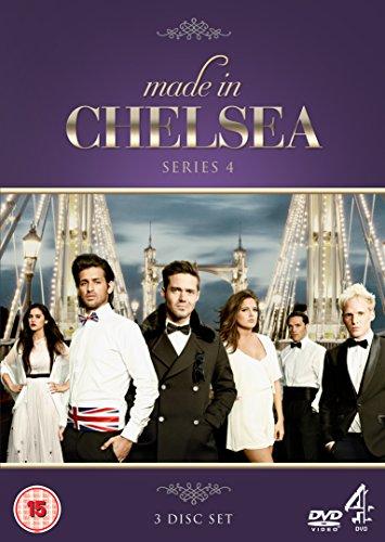 Made in Chelsea - Series 4 [DVD] [Edizione: Regno Unito]