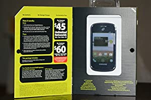Amazon.com: Samsung Galaxy Centura 3G Prepaid Mobile Phone (Straight