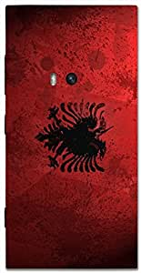 Timpax protective Armor Hard Bumper Back Case Cover. Multicolor printed on 3 Dimensional case with latest & finest graphic design art. Compatible with Nokia Lumia 920 Design No : TDZ-29017