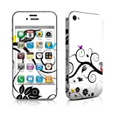 iPhone 4 / 4S skin - Tweet Light - High quality precision engineered removable adhesive vinyl skin