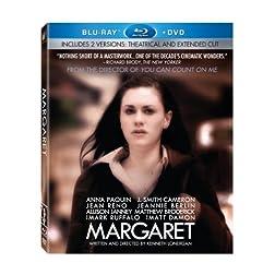 Margaret (Blu-ray/ DVD Combo)