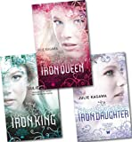 Julie Kagawa Julie Kagawa 3 Books Collection Pack Set RRP: £ 20.97 (The Iron King, The Iron Daughter, The Iron Queen)