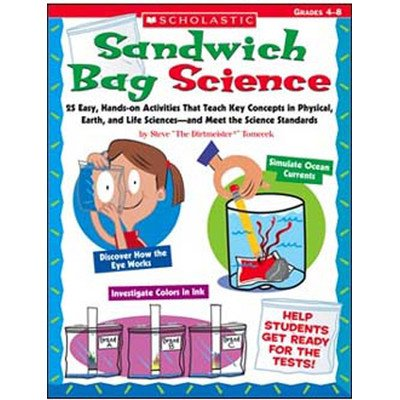 Scholastic 978-0-439-75466-8 Sandwich Bag Science