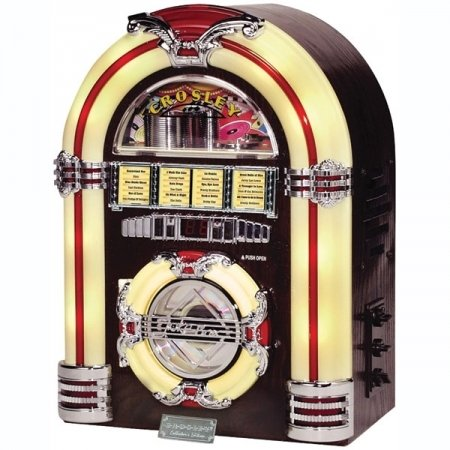 Crosley CR11CD Jukebox CD Player
