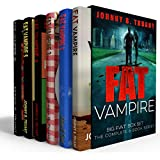 Fat Vampire Big Fat Box Set (The entire 6-book series): An Underdog Vampire Collection (Fat Vampire satire series)