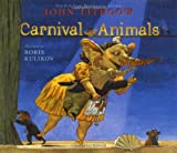 Carnival of the Animals (0689873433) by Lithgow, John