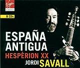 echange, troc Jordi Savall, Hesperion XX, Montserrat Figueras (soprano) - Espana Antigua