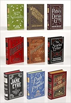 Classic Novels 9 Volume Collection (Barnes & Noble