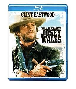 NEW Eastwood/george/locke - Outlaw Josey Wales (Blu-ray)