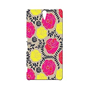 BLUEDIO Designer Printed Back case cover for Sony Xperia C5 - G1063