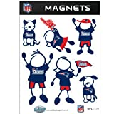 NFL New England Patriots Family Magnet Set at Amazon.com