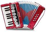 Bontempi-Acw 17.3-Blasinstrumente-Akkordeon · 17 Noten...