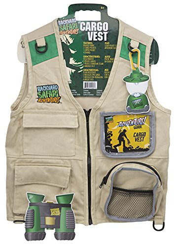 Summit Backyard Safari Cargo Vest