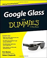 Google Glass For Dummies Front Cover