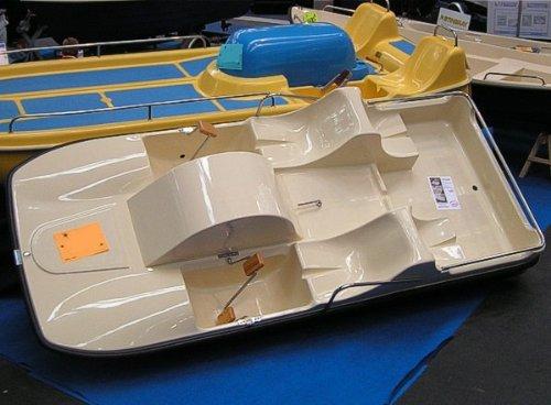 Tretboot Colano Seestern günstig bestellen