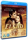 El Cid (Two Disc Deluxe Edition) [Blu-ray]