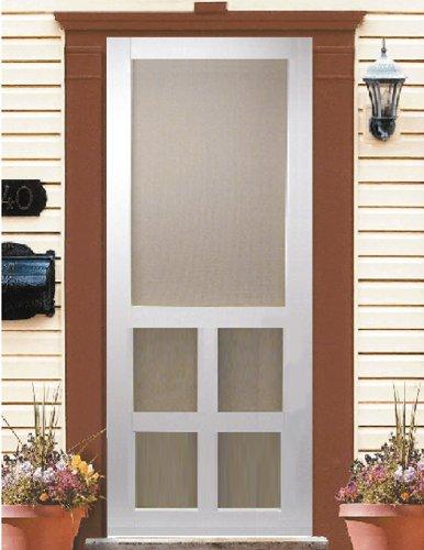 Kimberly Bay Victoria Vinyl Screen Door Lowes Screen Doors