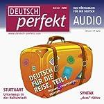 Deutsch perfekt Audio - Deutsch für die Reise. 6/2011 |  div.