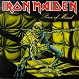 Piece of Mind Original recording reissued, Import Edition by Iron Maiden (1998) Audio CD