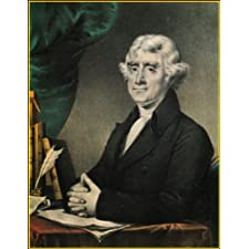 Currier & Ives: Thomas Jefferson / Third President Of The United States, Art Print