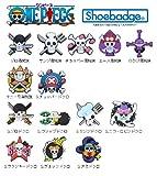 【シューバッジ】ONE PIECE ワンピース 海賊旗 ドクロ (サニー号海賊旗)