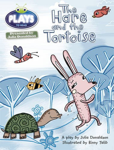 Julia Donaldson Plays the Hare and the Tortoise (Bug Club)