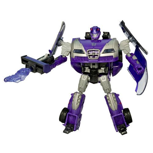 Transformers Movie Hasbro Exclusive Deluxe Action Figure Allspark Power Jolt