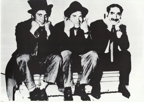 Marx Brothers - Harpo, Chico, Groucho