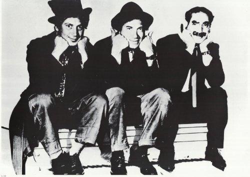 Marx Brothers - Harpo, Chico, Groucho