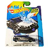 HOT WHEELS COLOR SHIFTERS CITY SERIES LAMBORGHINI GALLARDO LP 560-4 POLICE DIE-CAST