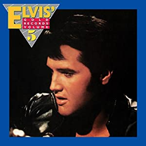 Elvis Gold Records Volume 5 [VINYL]