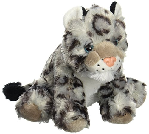 "Wild Republic CK-Mini Snow Leopard Baby 8"" Animal Plush"