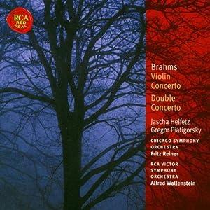 Brahms Violin Concerto: Double Concerto