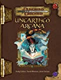 Dungeons & Dragons Unearthed Arcana (Dungeons & Dragons Supplement)(Andy Collins/Jesse Decker/David Noonan/Rich Redman)