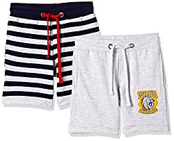 Cherokee Boys' Shorts (267978673_Assorted_7 - 8 years)