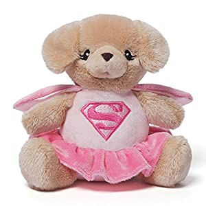 "Plush - DC Comics - Supergirl Yvette Sound Toy 5.5"" 4048799"