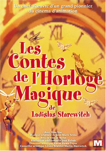 LES CONTES DE L'HORLOGE MAGIQUE (DVD)