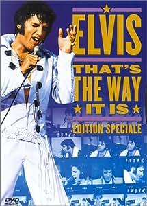 Elvis : That's the Way it is - Édition Spéciale [VHS]