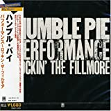 Performance Rockin Fillmorevon &#34;Humble Pie&#34;
