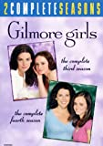 Gilmore Girls: The Complete Seasons 3 & 4 [DVD] [Import]