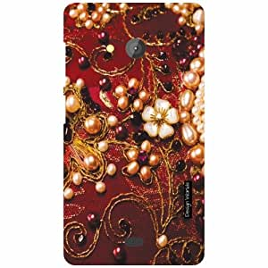 Design Worlds Microsoft Lumia 540 Dual SIM Back Cover - Designer Case and Covers
