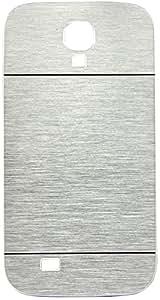Samsung Galaxy S4 GT-I9500 Back Cover (Grey)