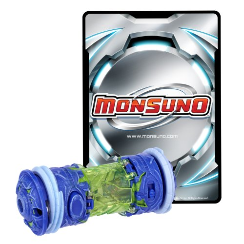 Monsuno Wild Core - Wave #1 - Storm Rush (Ocean) - 1