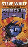 Prince of Sunset (0671878697) by White, Steve