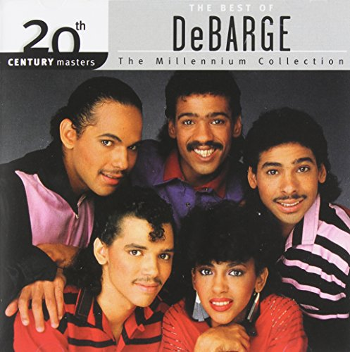 DeBarge Time Will Reveal Ill Never Fall In Love Again