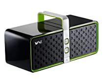 Hercules WAE-BT03-B/G Bluetooth 2.0 Speaker (Black/Green)